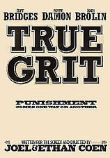 True Grit DVD NEW & Sealed