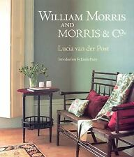 William Morris and Morris and Co. by Lucia Van der Post (2003, Hardcover)