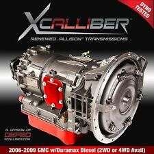 ReNEWED 1000 Allison Series Transmission for GMC (2006-2009) w/Duramax Diesel