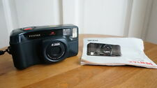 Pentax Zoom 60 Autofocus 38-60mm 35mm film compact camera with strap and manual