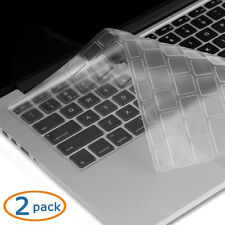 "Utra Thin Clear Silicon Keyboard Cover for Macbook Air Pro/Retina 13"" 15'' 17''"