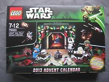 LEGO Star Wars Advent Calendar 75023 NEW 2013