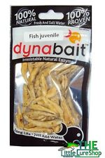 DynaBait Freeze Dried Baby Juvenile Fish Dyna Bait Fishing Lure Bream Bass Trout