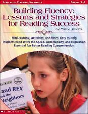 New paperback:Building Fluency:Lessons+Strategies for Reading Success-MiniLesson