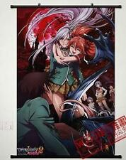 "Cosplay Home Decor Poster Wall Scroll 23.6*35.4"" C363 Anime Rosario + Vampire"