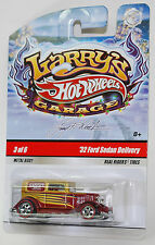 Hot Wheels Larry's Garage Holiday Christmas '32 Ford Sedan Delivery