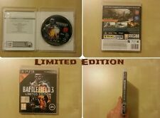 BATTLEFIELD 3 LIMITED EDITION PS3 COME NUOVO!!