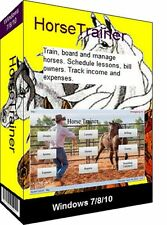 HorseTrainer,Win7/8/10,boarding,western,english,roundpen,Made in USA