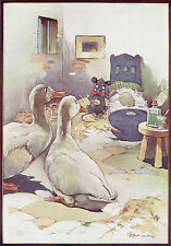 George Studdy Mouse Doctor Goose Egg 1910 Print 9467
