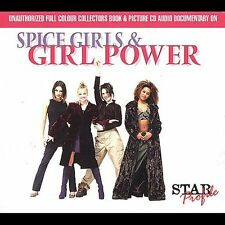 Audio CD The Spice Girls & Girl Power Star Profile - Spice Girls - Free Ship