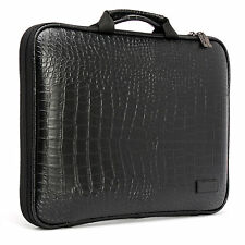 "Burnoaa Case Sleeve Protect Bag Crocodile for Apple iPad Pro 12.9"" Tablet"