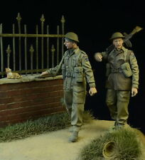 D-Day Miniature, 35015,1/35, British/Commonwealth Infantry walking 1942-45