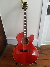 Beautiful Gibson L4-A EC acoustic electric