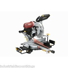 "12"" Double Bevel Sliding Compound Miter Saw With Laser Guide System"