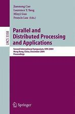 Lecture Notes in Computer Science: Parallel and Distributed Processing and...