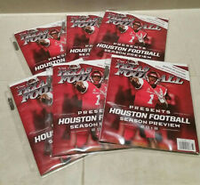 Greg Ward Dave Campbell's Texas Football University of Houston Cougars Preview