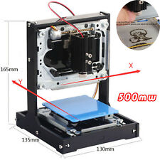 Newest Black NEJE 500mW USB DIY Laser Printer Engraver Laser Engraving Machine