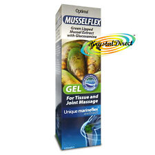 Optima MusselFlex Tissue and Joint Massage Gel 125ml With Glucosamine