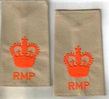 ROYAL MILITARY POLICE WOII DESERT rank epaulettes