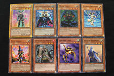 Spellcaster deck set (Kiwi Magician Girl, Ancient Lamp, Element, Maha Vailo...)