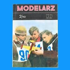 Modelarz 2-1967 | Bauplan Plast-Kleinbus | Polnische Zeitschrift DDR