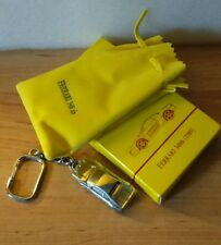 Ferrari 348tb de 1989 burago llavero key- holder escala 1:87 raro coleccion