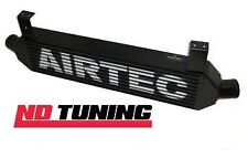 FORD Fiesta MK6 ST150 Airtec 70 mm d'énormes core Alliage Intercooler Noir Ou Polis
