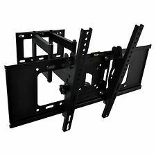BRAS ECRAN pivotant inclinable Support mural tv 23 26 32 36 39 40 42 50 55 60""