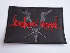 DEATHSPELL OMEGA EMBROIDERED PATCH
