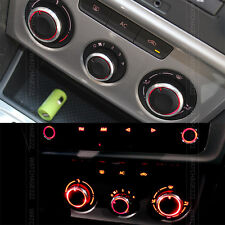 FIT FOR VW JETTA GOLF MK5 TIGUAN PASSAT B6  EOS SWITCH KNOB HEATER BUTTONS COVER