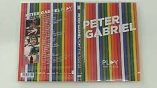 PETER GABRIEL PLAY THE VIDEOS DVD 2004