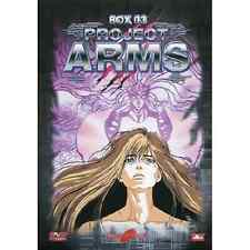 Project Arms - Memorial Box #03 (Eps 31-42) (3 Dvd)