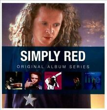 Original Album Series [Box] by Simply Red (CD, 2011, 5 Discs, Rhino Flashback...
