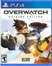 Overwatch origins edition PS4 playstation 4 (brand new sealed) UK version