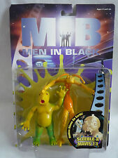MEN IN BLACK BENDABLE FIGURES / SLEEBLE & MAVIS 13 / GALOOB 1997 /  SEALED
