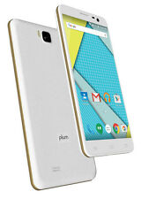 "6"" Unlocked Smart Phone GSM 4G USA 16GB Memory 8MPX Camera Quad Core  Z622Wht-RB"