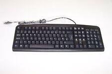 TASTIERA PS2 PER PC NOTEBOOK a CAVO 2 ITA keyboard
