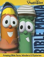 (New) Bible Mania Amazing Facts, Wonders and Mysteries by VeggieTales