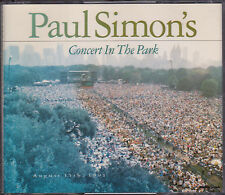 Paul Simon - Paul Simon's Concert In The Park - CD - (2CD) (1991 Warner)
