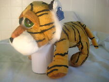 Russ Berrie Tiger Pauly- D Stuffed Animal Plush Toy Collection 1 2012 Licensed