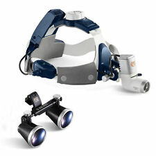 5W All-in-one LED Medical Surgical Headlight Dental Headlight w/ 3.5X Magnifier