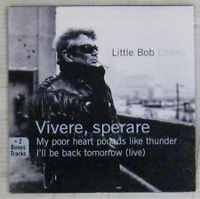 Pochette Tabac CD's Little Bob 2002