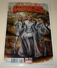 SECRET WARS # 8  Marvel Comic  Feb 2016  NM  Oum VARIANT COVER EDITION