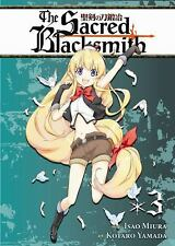 The Sacred Blacksmith Vol. 3-ExLibrary