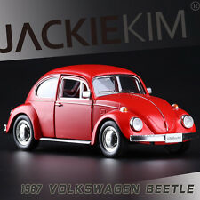 1:32 Volkswagen Beetle 1967 Alloy Diecast Car Model Toys Vehicle Collection B287