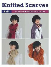 Knitted Scarves Booklet by Editors of GMC (2014, Paperback)