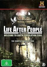 Life After People - The Series : Season 2 (DVD, 2011, 3-Disc Set)