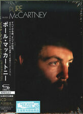 PAUL MCCARTNEY-PURE MCCARTNEY (DELUXE EDITION)-JAPAN SHM-CD Ltd/Ed R38