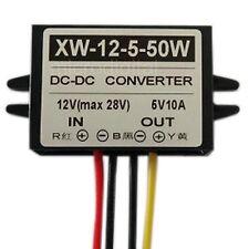 DC12V To DC5V 10A 50W Step Down Power Supply Converter Regulator Module