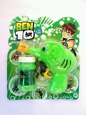 Cool Ben 10 Design Printed Bubble Toy Gun